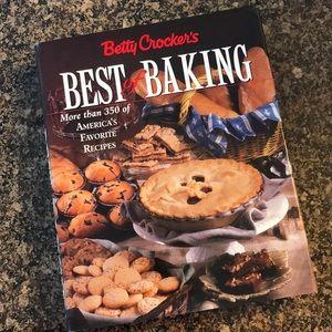 Betty Crocker's Best of Baking Book